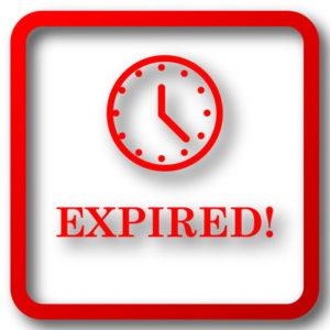 expiry time