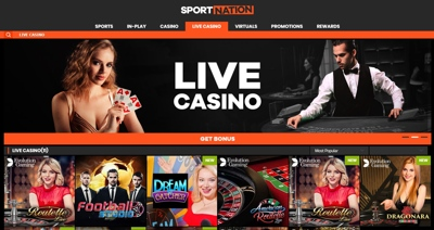 sport nation casino screenshot
