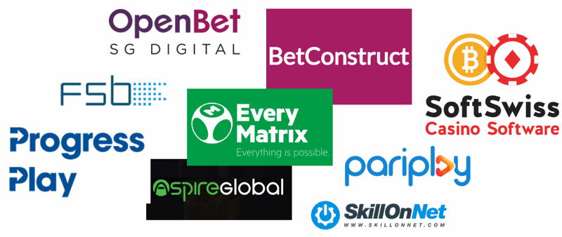casino platform providers