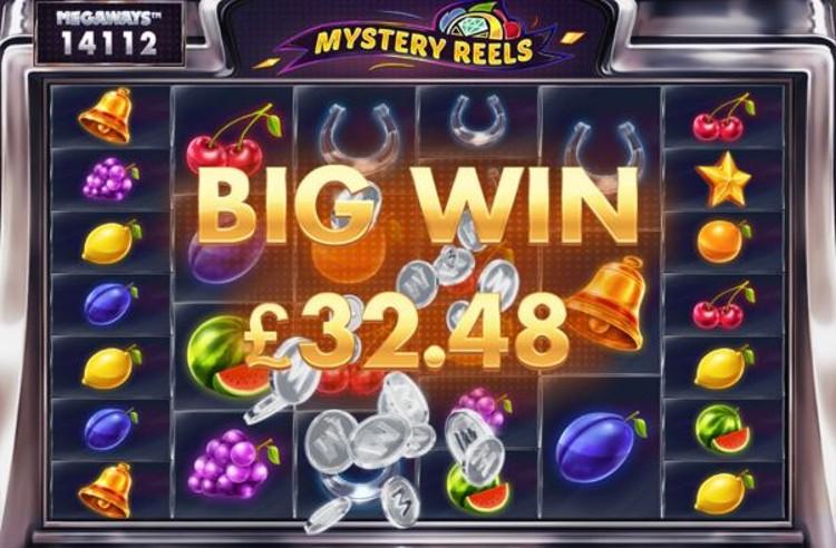 Mystery Reels Megaways Big Win