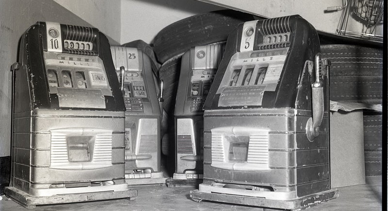 1960s slot machines