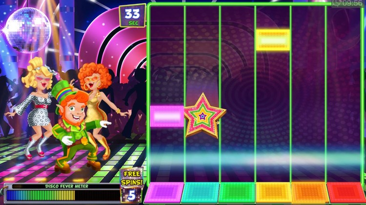 Barry the Disco Leprechaun Freespins