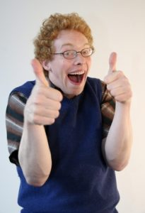 Thumbs Up Nerd