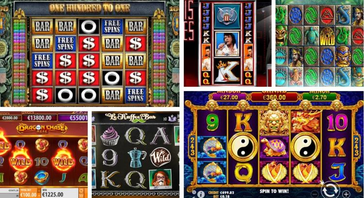 June is Busting Out All Over – New Slots Galore