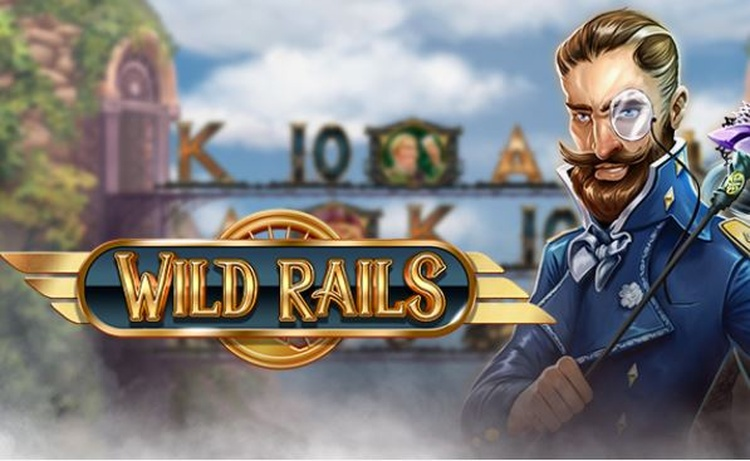 All Aboard! New Slot With Horizontal Reels