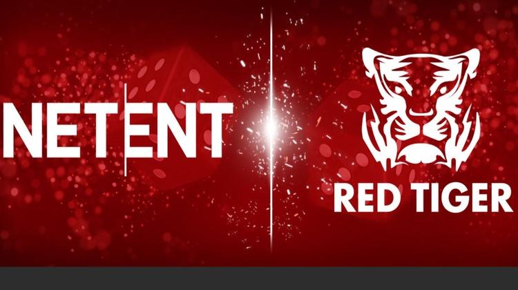 NetEnt Red Tiger Merge