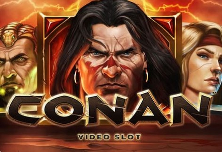 NetEnt Unleashes Conan