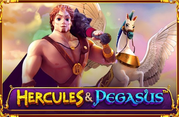 Hercules and Pegasus Logo