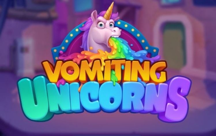 Vomiting Unicorns Logo