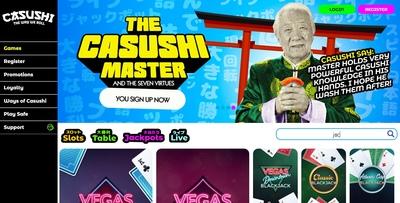 Casushi Summary