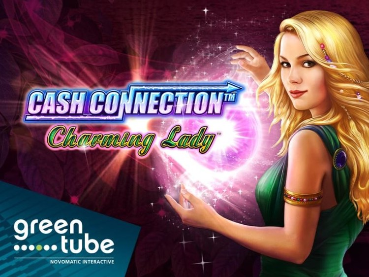 Cash Connection Charming Lady – Greentube/Novomatic