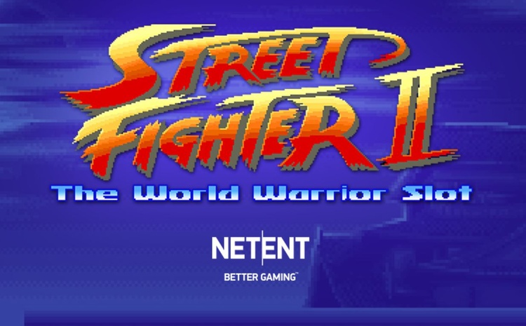 NetEnt Announce Street Fighter