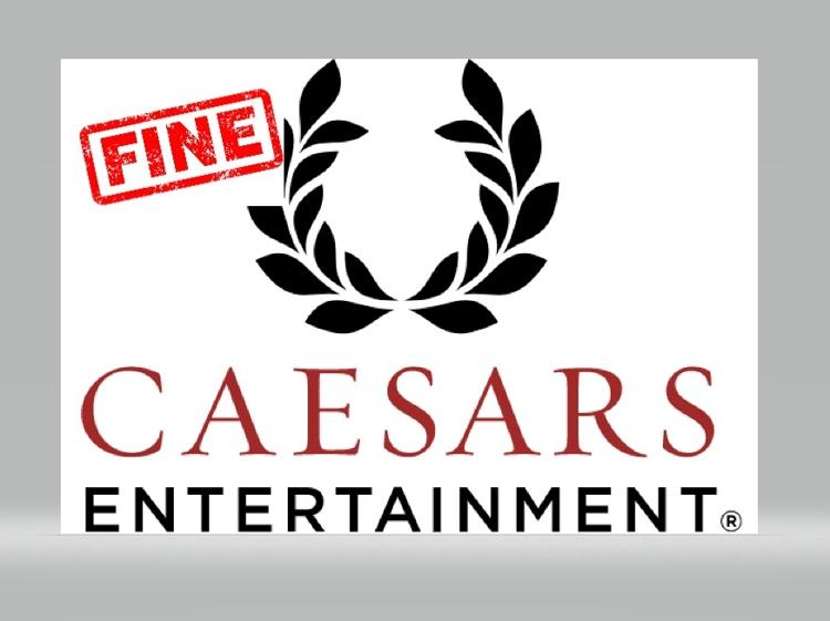 Fail Caesars: Record £13 Million Fine