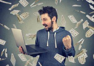 Winning Money Online