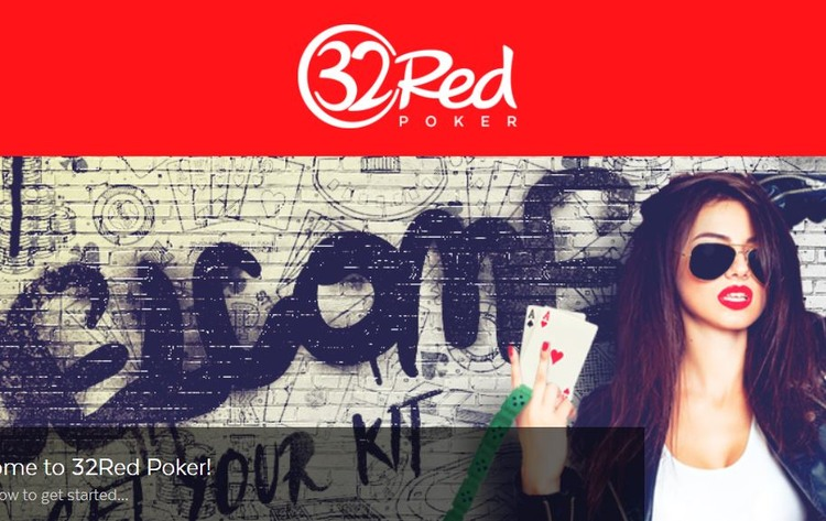 32Red Poker Shuts Down