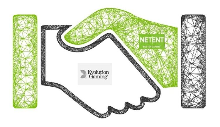 Evolution NetEnt Acquisition