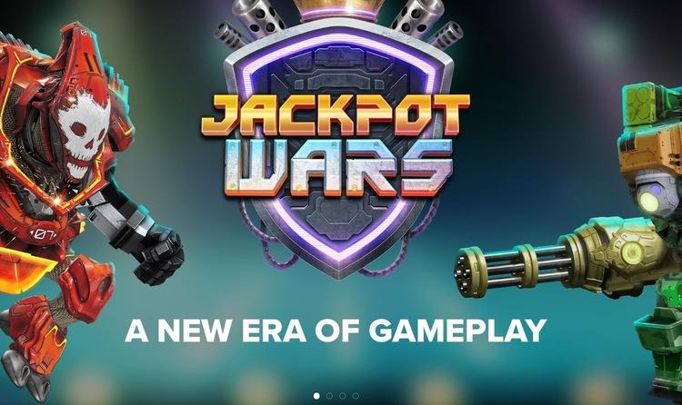 Jackpot Wars: A New Game Mechanic by SG Digital