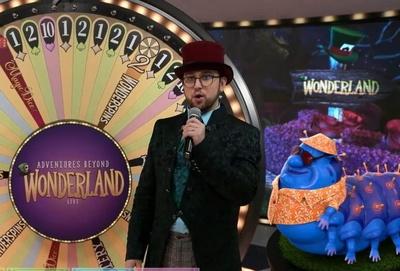 Adventures Beyond Wonderland CGI
