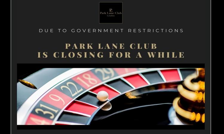 Park Lane Closing