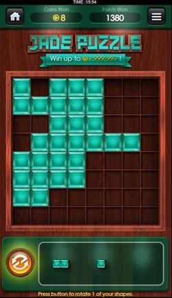 Jade Puzzle Game