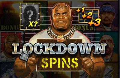 San Quentin Slot Lockdown Spins