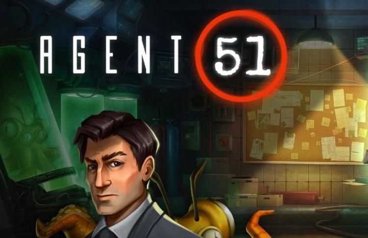 New Slot: Agent 51 by Kalamba Games