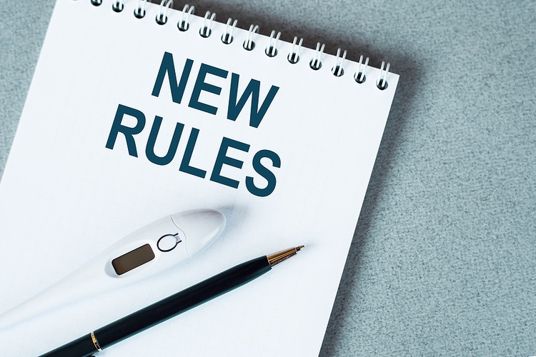 New Rules for Online Slots