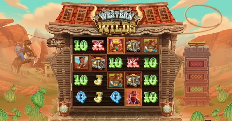 Iron Dog Studio Western Wilds