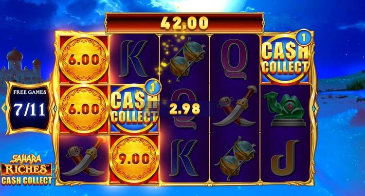 Sahara Riches Free Games