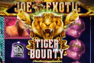 Joe Exotic Tiger Bounty Feature